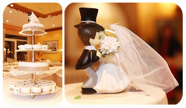 15 Hochzeitstorten