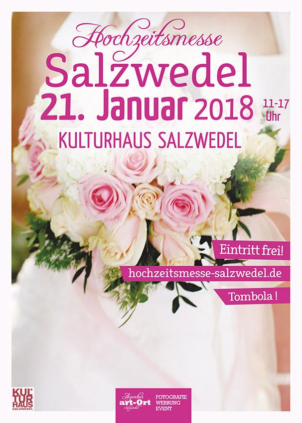 Hochzeitsmesse Salzwedel 21. Januar 2018 Kulturhaus